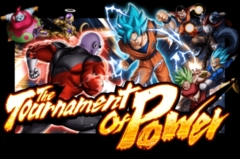 The Tournament of Power: Booster Box