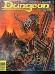 Dungeon Magazine #24 July/August 1990