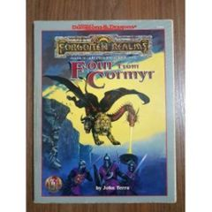 Forgotten Realms: Four from Cormyr