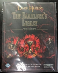 Dark Heresy: The Haarlock's Legacy Trilogy