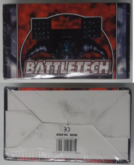 Limited First Edition Printing: Booster Box: : WOC 16302: V0001: Battletech