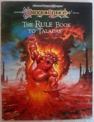 Dragonlance: The Rule Book to Taladas