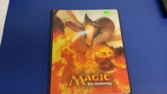 MTG Ancient Hellkite 9 pocket binder