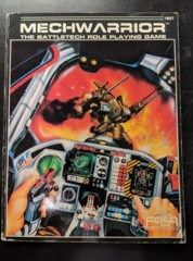 Mechwarrior: First Edition