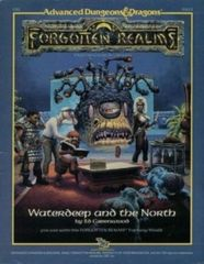 Forgotten Realms: Waterdeep and the North