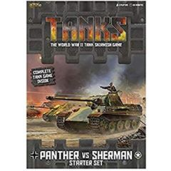 Panther vs Sherman: Starter Set: Tanks01