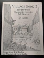 Judges Guild: Village Book 2