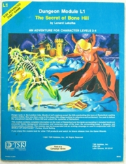 Dungeon Module L1: The Secret of Bone Hill L1 9045