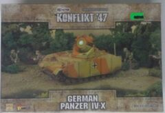 German Panzer IV-X: 4520410203