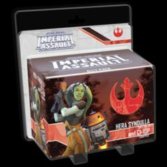 Hera Syndulla and C1-10P: Ally Pack: SWI43