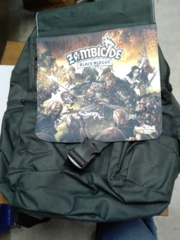Zombicide: Black Plague: Back Pack