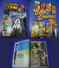 Earthworm Jim #2 Marvel ~4.5 VG Stress Lines/Tape Mark/Denting/Creasing