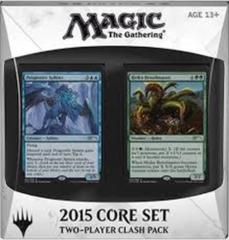 Magic 2015 Fate & Fury: Clash Pack: Box Set