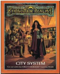 Forgotten Realms: City System Box Set Complete