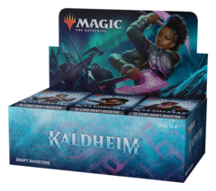 Kaldheim: Draft Booster Box(Pre-Order Only)($90.00 Cash/$143.64In-Store Credit)(02/05/2020)