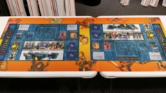 Playmat Legendary 6 foot Tablemat Gamemat