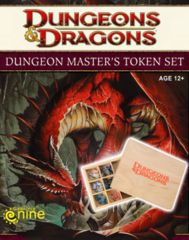 Dungeon Master's 4E 4th EditionToken Set