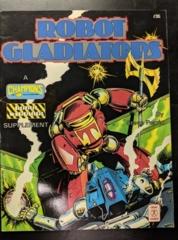 Hero Games: Robot Gladiators