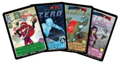 Sentinels of the Multiverse: Christmas Promo Pack(set of 4)(Santa Guise)