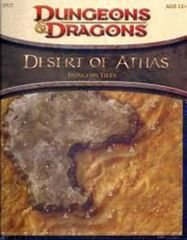Dungeon Tiles: Desert of Athas
