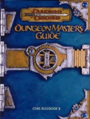 Dungeon Master's Guide 3E CORE RULEBOOK II