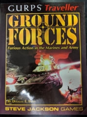 Traveller: Ground Forces
