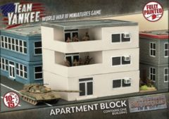 Apartment Block: Battlefield in a Box: BB228