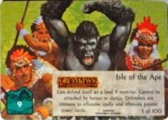 01/100 Isle of the Ape