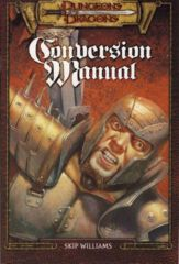 Conversion Manual