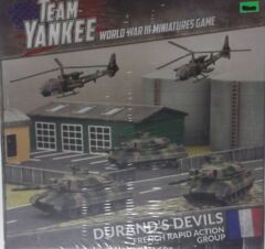 Durand's Devils: French Rapid Action Group: TFRAB1
