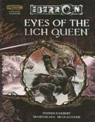 Eberron: Eyes of the Lich Queen