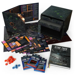 Borg Cube: Box Set(No Bonus Minis)