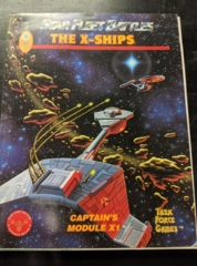 Captain's Module X1: The X-Ships