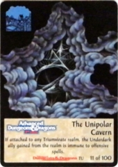 11/100 The Unipolar Cavern