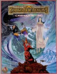 Forgotten Realms: Campaign Setting Box Set Complete