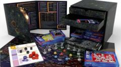 Borg Cube: Collector's Edition Box Set(With Bonus Minis)