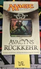 Avacyn Restored Intro Pack: Slaughterhouse: Deutsch