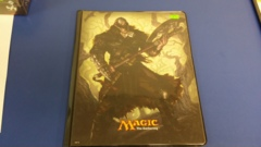 MTG Garruk 9 Pocket binder