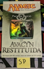 Avacyn Restored Intro Pack: Bound by Strength: Spanish