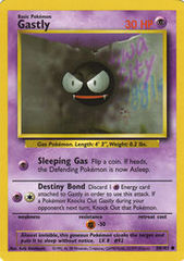 Gastly - 50/102 - Common - Unlimited Edition