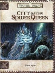 Forgotten Realms: City of the Spider Queen