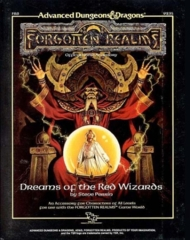 Forgotten Realms: Dreams of the Red Wizards FR6 9235