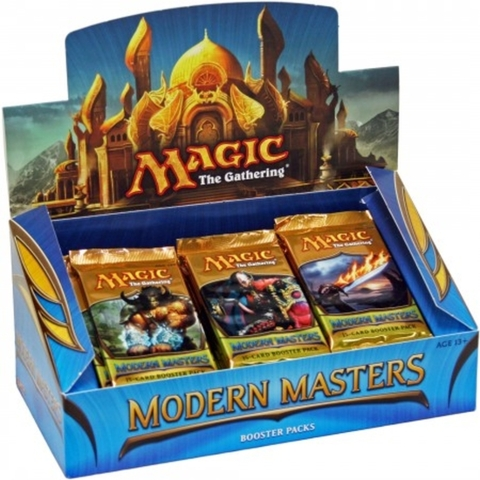 Modern Masters 2015 Booster Pack Magic The Gathering MTG 1x 1 x1 New Sealed!