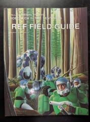 Robotech II: The Sentinels: Ref Field Guide