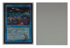 High Tide: V0024: Artist Proof: Autograph/Signature: Amy Weber: Black