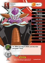 Frieza 1-4 Premier Personality Stack high Tech Foil