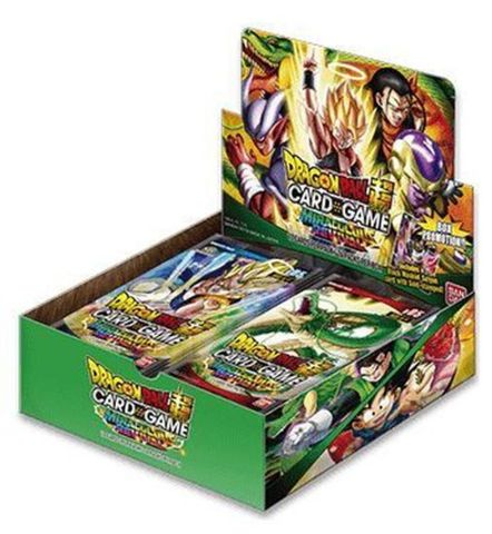 Dragon Ball Super Unity Of Saiyans Expansion Set 04 Playset Sealed