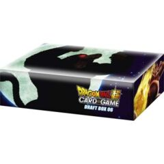 Draft Box 06: Giant Force: Box Set(Pre-Order Only)($90.00 Cash/$99.99 In-Store Credit)(10/30/2020)