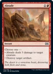 4x Double Masters Common Complete Set (No Token/Basic Lands/Planeswalker Exclusives/No Special Variants)