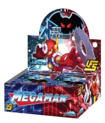 UFS: Rise of the Masters: Mega Man: Booster Box